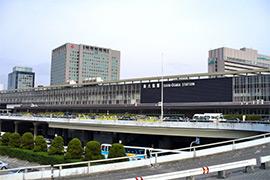新大阪からのアクセス
